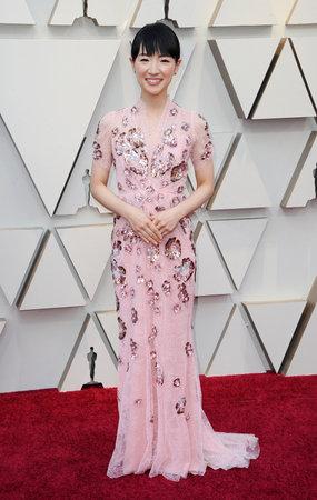 Marie Kondo bei den 91. Annual Academy Awards in Hollywood und Highland in Los Angeles, USA am 24. Februar 2019.