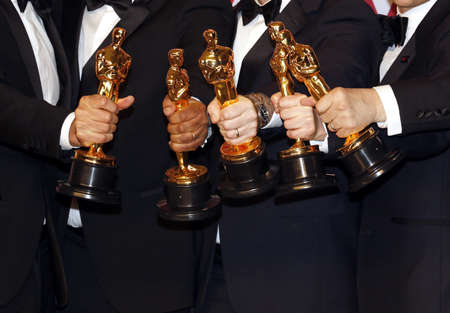 Oscar Winners at the 91st Annual Academy Awards - Press Room held at the Loews Hotel in Hollywood, USA on February 24, 2019. Editorial