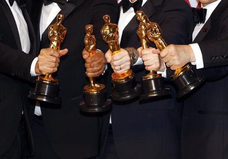 Oscarwinnaars op de 91e jaarlijkse Academy Awards - Press Room gehouden op 24 februari 2019 in het Loews Hotel in Hollywood, VS.