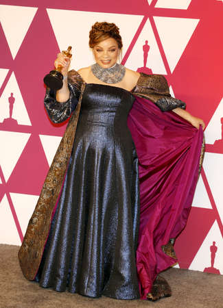 Ruth E. Carter at the 91st Annual Academy Awards - Press Room held at the Loews Hotel in Hollywood, USA on February 24, 2019. Stock Photo - 117944879