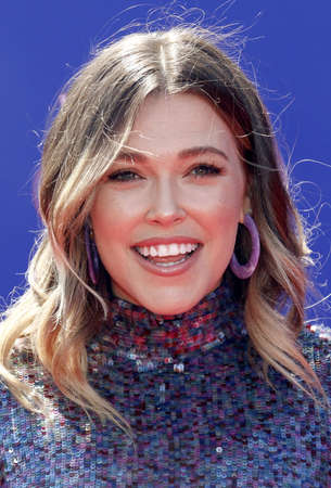Rachel Platten at the World premiere of Wonder Park held at the Regency Bruin Theatre in Westwood, USA on March 10, 2019.