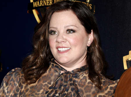 Melissa McCarthy at the 2019 CinemaCon - Warner Bros. Pictures 'The Big Picture' Presentation held at the Caesars Palace in Las Vegas, USA on April 2, 2019. Фото со стока - 120753662