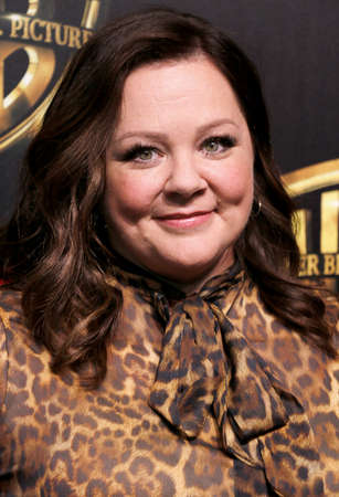 Melissa McCarthy at the 2019 CinemaCon - Warner Bros. Pictures 'The Big Picture' Presentation held at the Caesars Palace in Las Vegas, USA on April 2, 2019. Фото со стока - 120753665