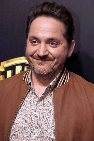 Ben Falcone at the 2019 CinemaCon - Warner Bros. Pictures 'The Big Picture' Presentation held at the Caesars Palace in Las Vegas, USA on April 2, 2019. Archivio Fotografico - 120753667