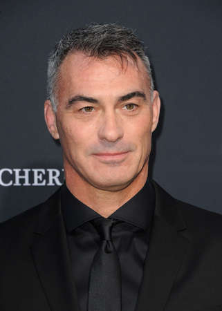 Chad Stahelski at the Los Angeles premiere of John Wick: Chapter 3 - Parabellum held at the TCL Chinese Theatre in Hollywood, USA on May 15, 2019.