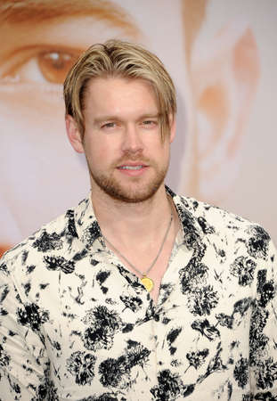 Chord Overstreet at the premiere of Amazon Prime Video's 'Chasing Happiness' held at the Regency Bruin Theatre in Westwood, USA on June 3, 2019.