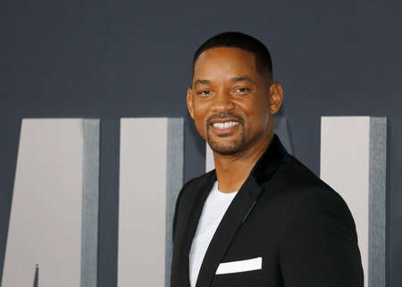 Will Smith at the Los Angeles premiere of 'Gemini Man' held at the TCL Chinese Theatre in Hollywood, USA on October 6, 2019.