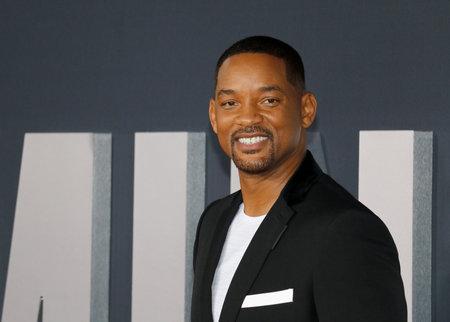 """Will Smith bei der Premiere von """"Gemini Man"""" in Los Angeles, die am 6. Oktober 2019 im TCL Chinese Theatre in Hollywood, USA, stattfand."""