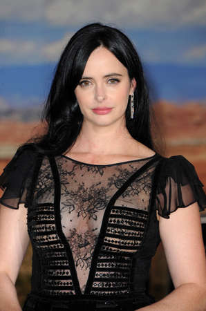 Krysten Ritter at the Los Angeles premiere of Netflixs El Camino: A Breaking Bad Movie held at the Regency Village Theatre in Westwood, USA on October 7, 2019.