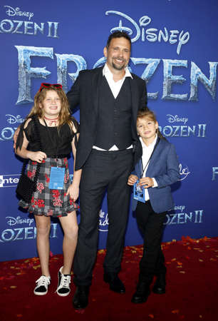 Jeremy Sisto at the World premiere of Disneys Frozen 2 held at the Dolby Theatre in Hollywood, USA on November 7, 2019. Editöryel