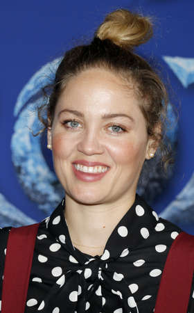 Erika Christensen at the World premiere of Disneys Frozen 2 held at the Dolby Theatre in Hollywood, USA on November 7, 2019. Editöryel