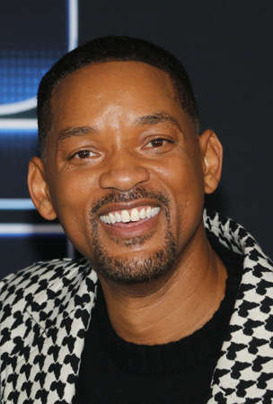 Will Smith at the Los Angeles premiere of 'Spies In Disguise' held at the El Capitan Theatre in Hollywood, USA on December 4, 2019. Redakční