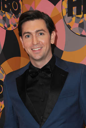 Nicholas Braun at the 2020 HBO's Official Golden Globes After Party held at the Circa 55 Restaurant in Beverly Hills, USA on January 5, 2020. Editorial