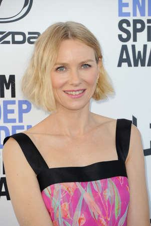 Naomi Watts at the 35th Annual Film Independent Spirit Awards held at the Santa Monica Beach in Santa Monica, USA on February 8, 2020.