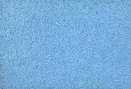macroshot: Macro-shot of soft sponge in blue color.