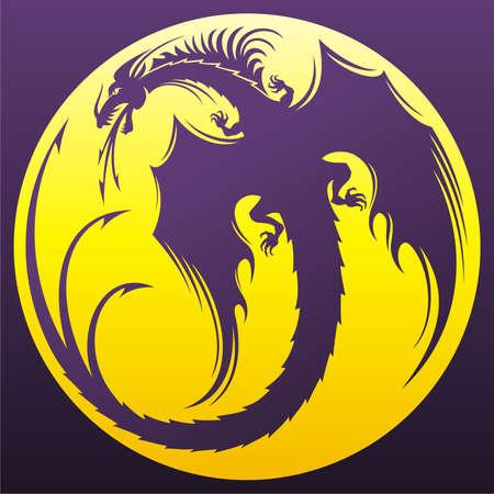 Dragon Stock Vector - 5532534