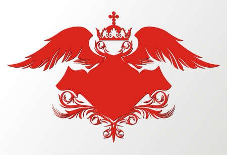 ringlet: Red wings