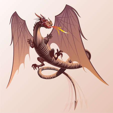 hocico: Drag�n volador