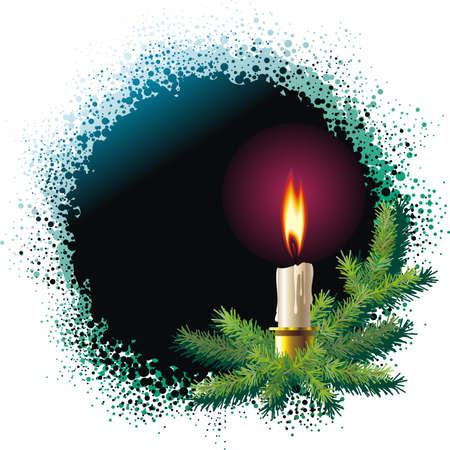 sconce: De fondo de Navidad Vectores
