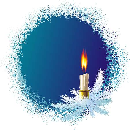 sconce: Fondo de Navidad  Vectores