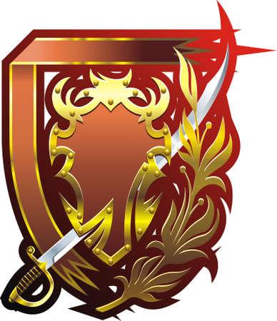 armory: Badge Illustration