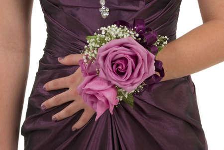 Prom oder Hochzeit corsage