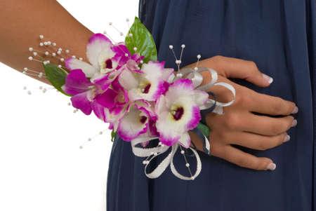 Prom corsage photo