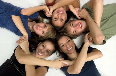 Friendship circle Stock Photo - 3387706