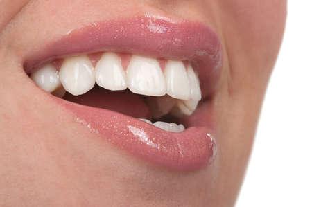Healthy teeth Stok Fotoğraf