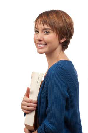 Student with a big smile photo
