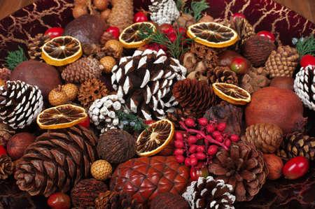 Christmas potpourri Banque d'images