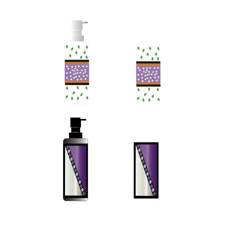 stiker: Liquid soap dispenser
