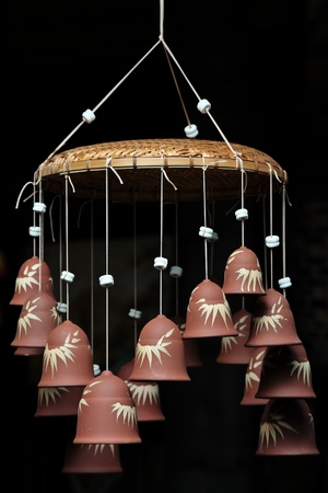 ching: Wind chimes