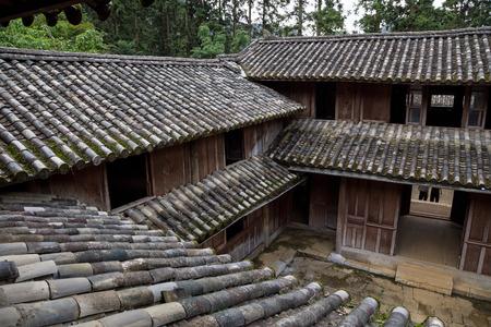 ha giang: H mong King Palace in Ha Giang, Vietnam
