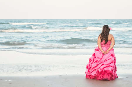 era: quincea�era by the beach