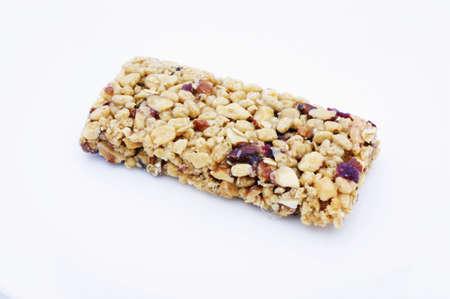 Nutritious energy bar.