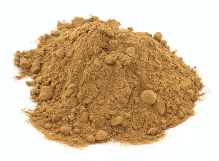 Beef liver extract in a powder form.