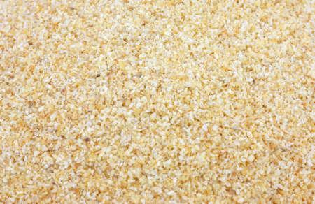 Garlic powder  Фото со стока