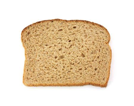 全粒小麦パンのスライス 写真素材 - 4687254
