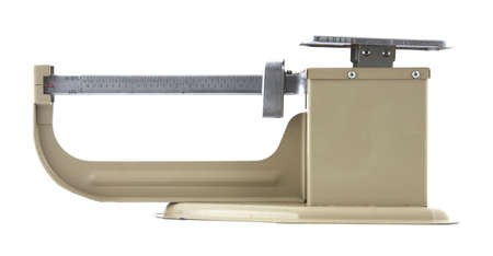 postage: Old postage scale