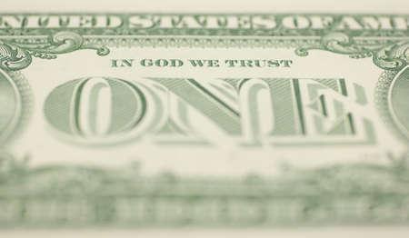 In God We Trust photo