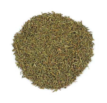 The herb thyme