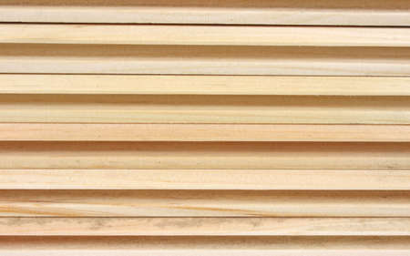 tongue and groove: Side of tongue and groove pine boards  Stock Photo