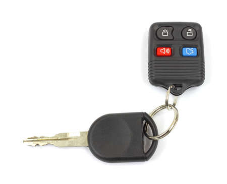 New car keys  photo