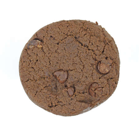 Single double chocolate sugar free cookie