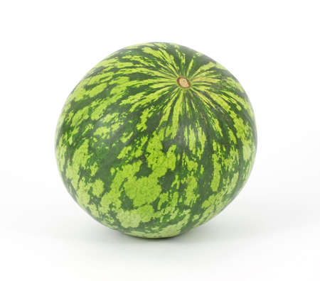 Whole small baby watermelon