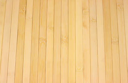 A series of bamboo strips for a background. Stock Photo