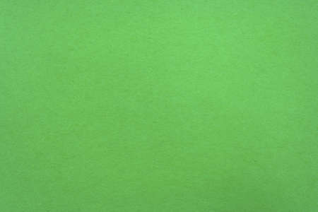 A single sheet of green craft construction paper on a white background  photo