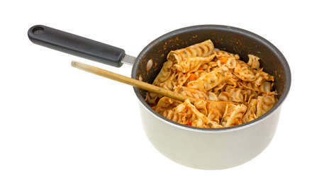 home cooked: home cooked meal isolated with white background