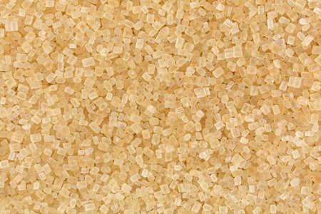 minimally: Close view of a portion of turbinado sugar. Stock Photo